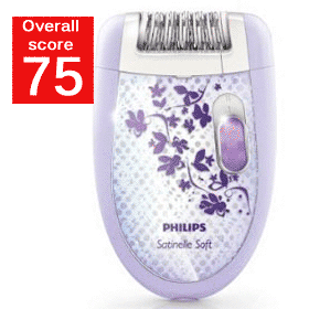 Philips HP6512/50 Satinelle  Rating