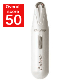 Epilady Esthetic Facial Epilator Rating