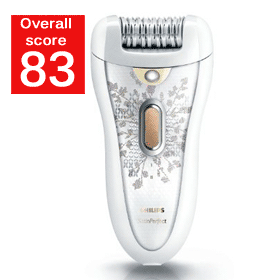 Philips HP6576 Satin Perfect Epilator Review Score