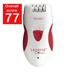 Epilady EP-810-33A Legend 4 Rating